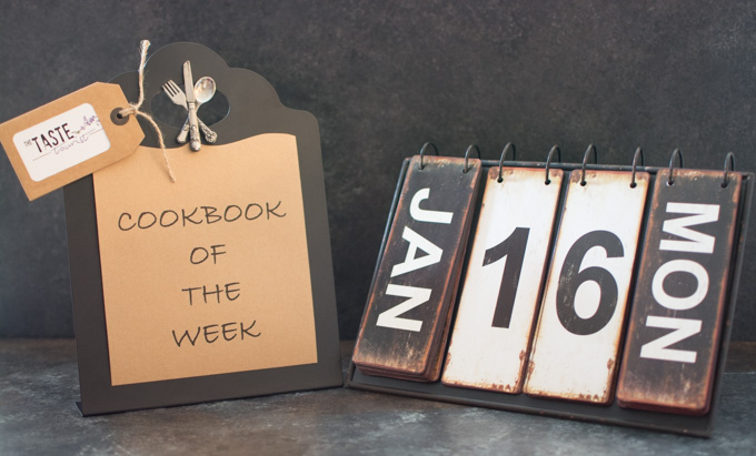 Cookbook of the Week January 16