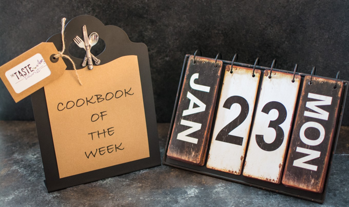 Cookbook of the Week January 23
