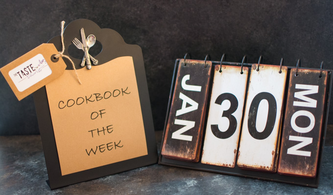 Cookbook of the Week January 30