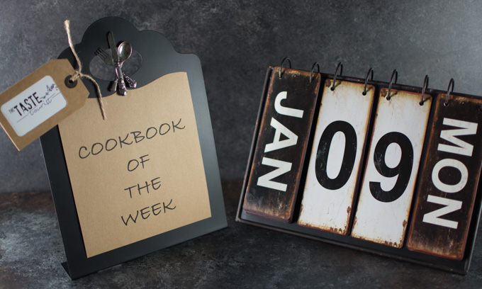 Week Two - Cookbook of the Week