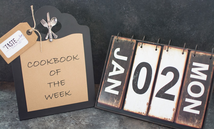 Week One - Cookbook of the Week