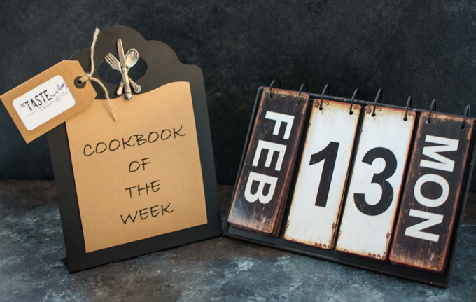 Cookbook of the Week February 13