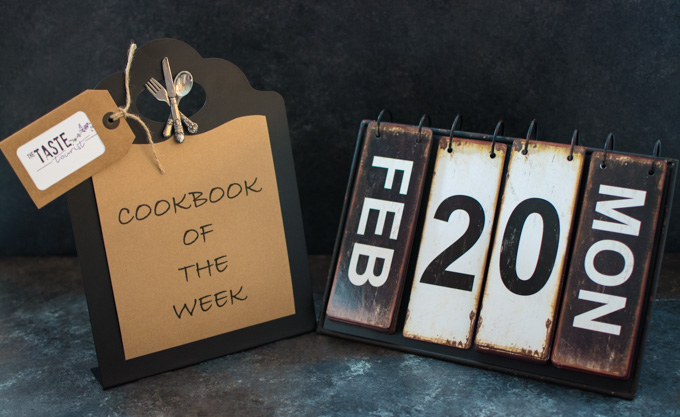 Cookbook of the Week February 20