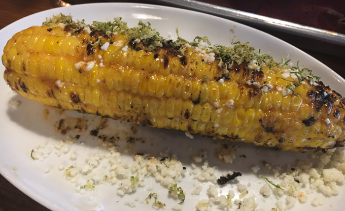 Home Team BBQ Grilled Corn