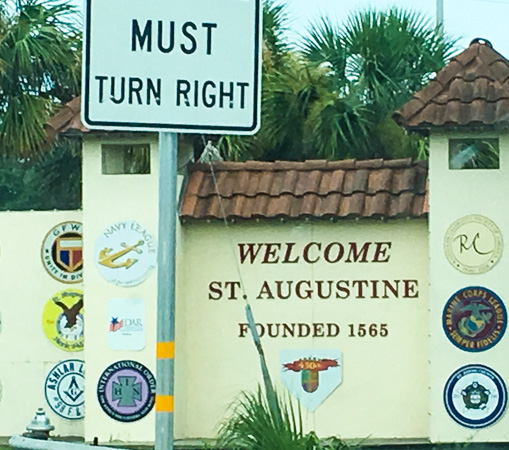 Welcome to St. Augustine